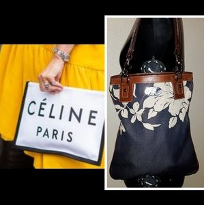 Stunning Celine Limited Edition Denim Bag!
